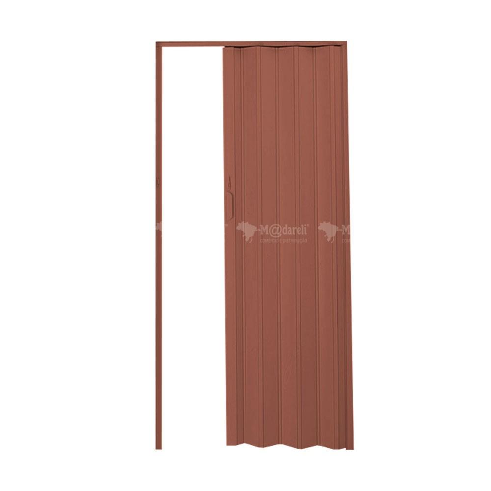 Porta Sanfonada PVC 210 x 96 cm - Plasflex