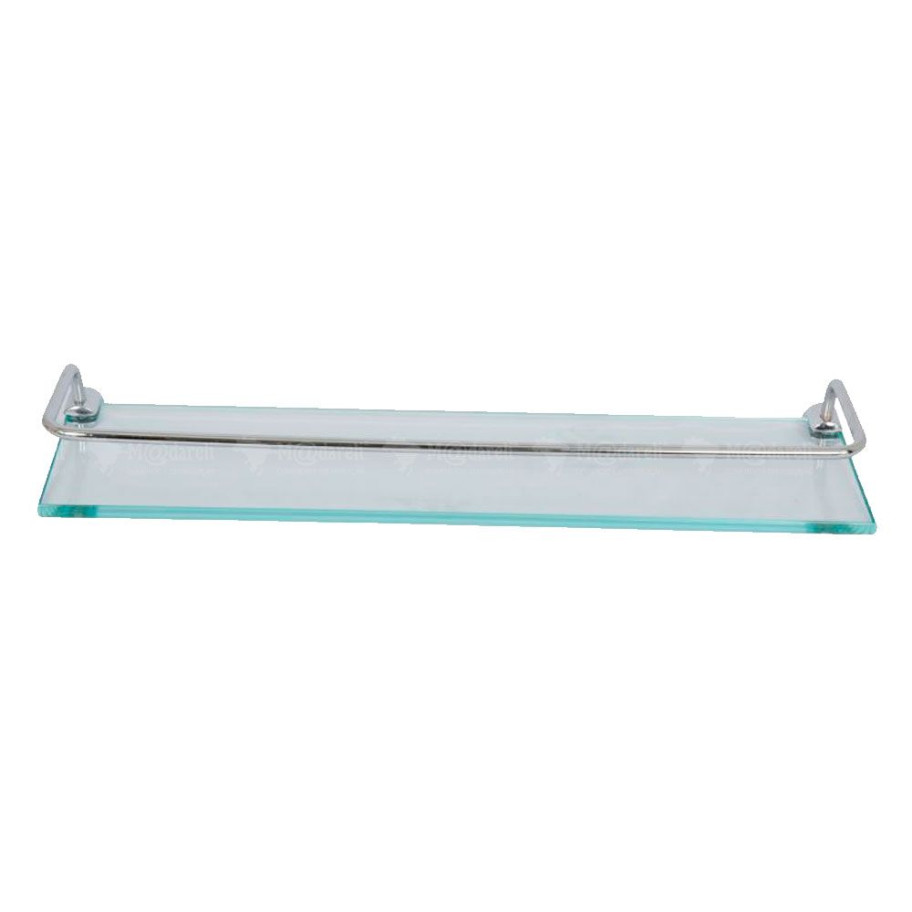 Porta Shampoo Retangular em Vidro 10mm - Vildrex