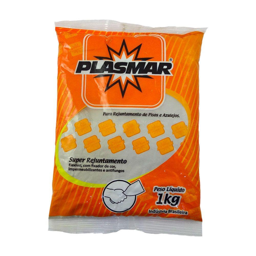 Rejunte Plasmar 1Kg - 10 Unidades