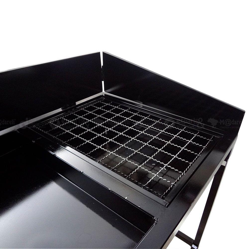 Separadora Água e Óleo e Bancada Lavagem de Peças Completa 3 Módulos