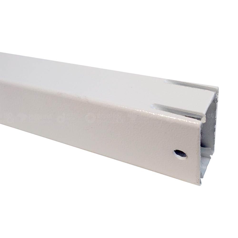 Suporte de Chumbar para Pia 3x5x60cm - Branco c/ 2 unidades