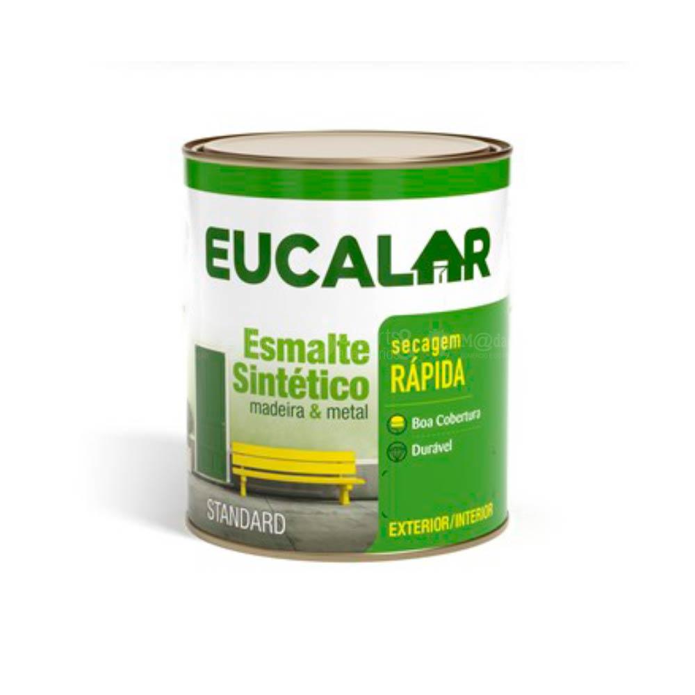 Tinta Esmalte Sintético Eucalar 900 ml - Eucatex