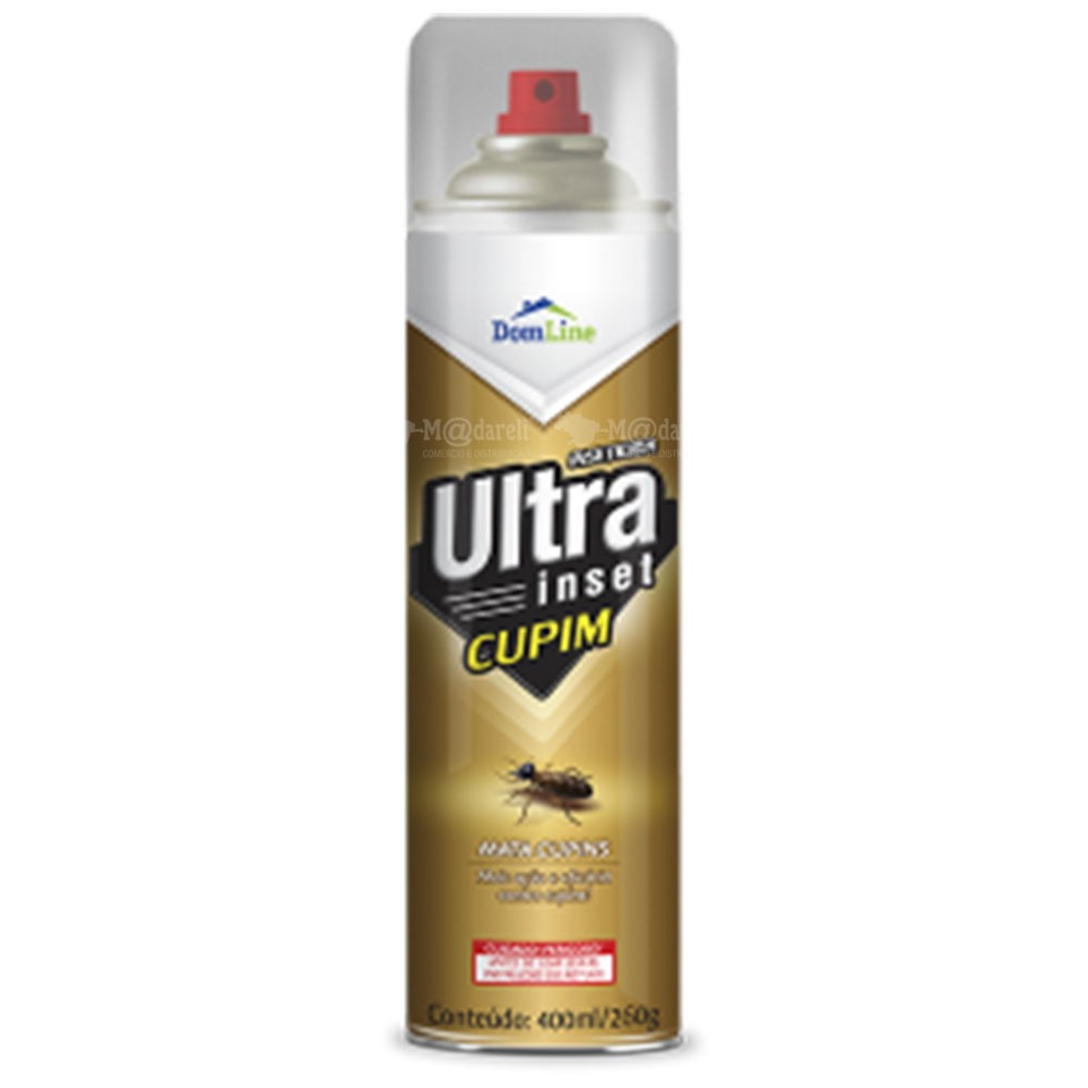 Inseticida Cupinicida Spray Ultra Inset DomLine 400ml
