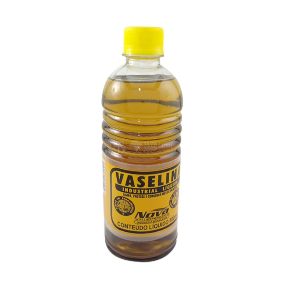 Vaselina Liquida Industrial 500ml - Nova Tintas