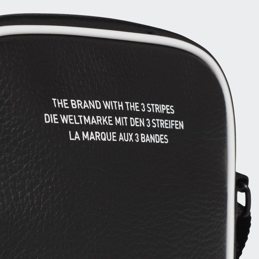 Bolsa adidas MINI VINTAGE Black