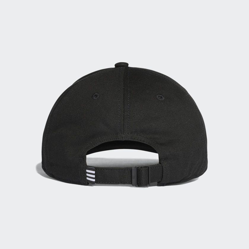BONÉ adidas TREFOIL CLASSIC BLACK