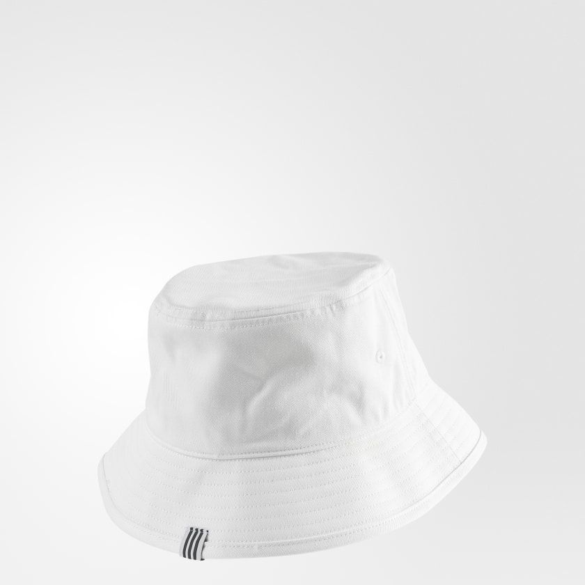 BUCKET ADIDAS WHITHE