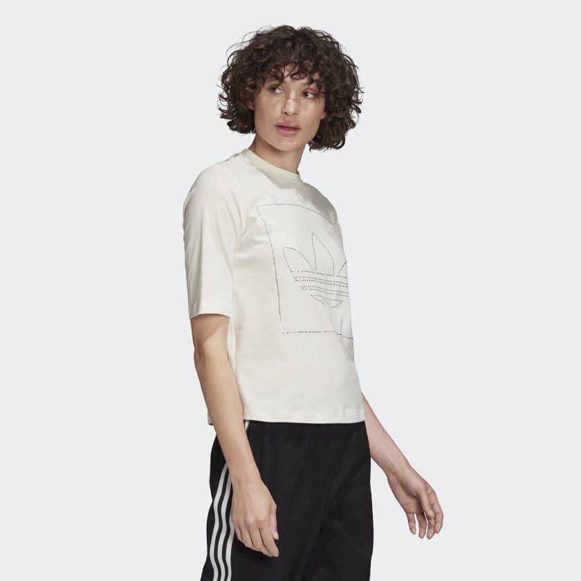 Camiseta adidas Off Crystal