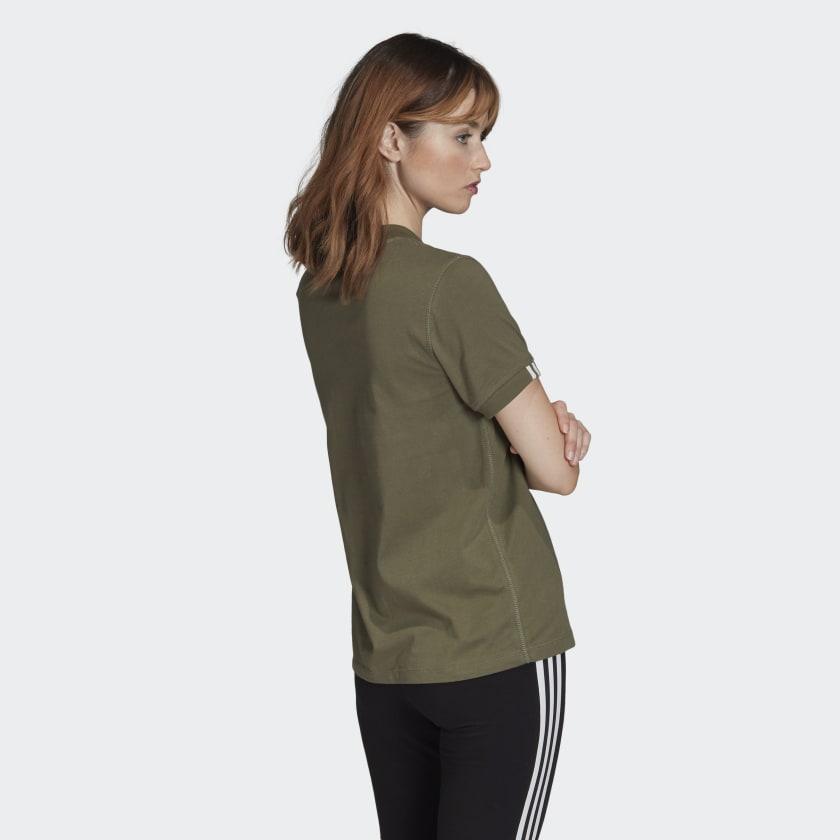 Camiseta adidas Originals Green