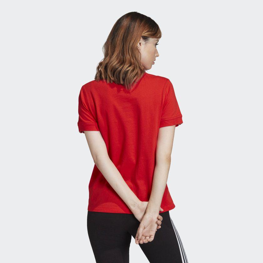 Camiseta adidas originals red