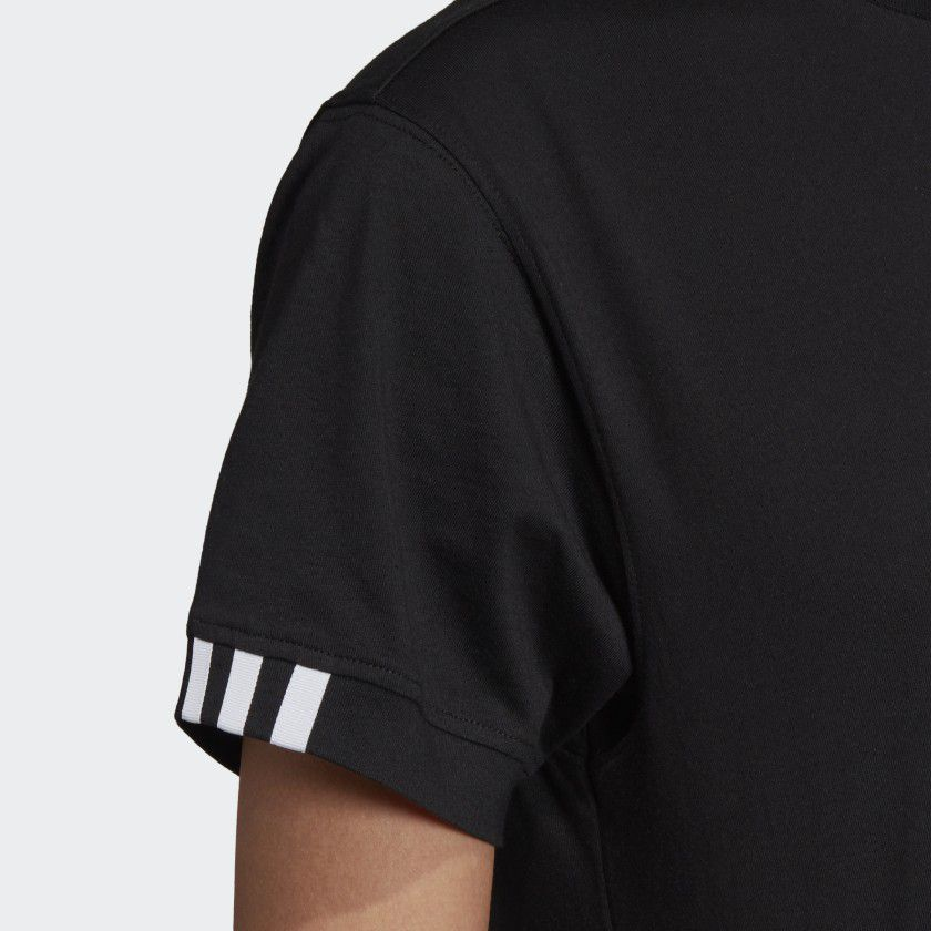 Camiseta adidas rouged tee black