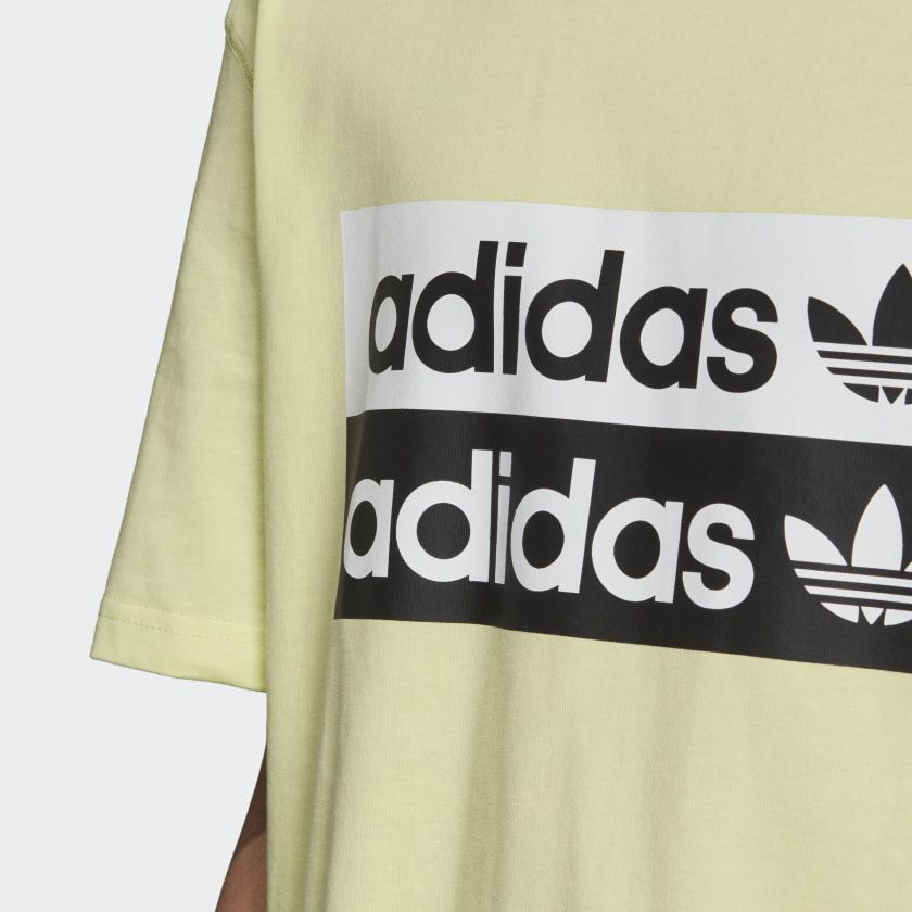 Camiseta adidas vocal logo tee green