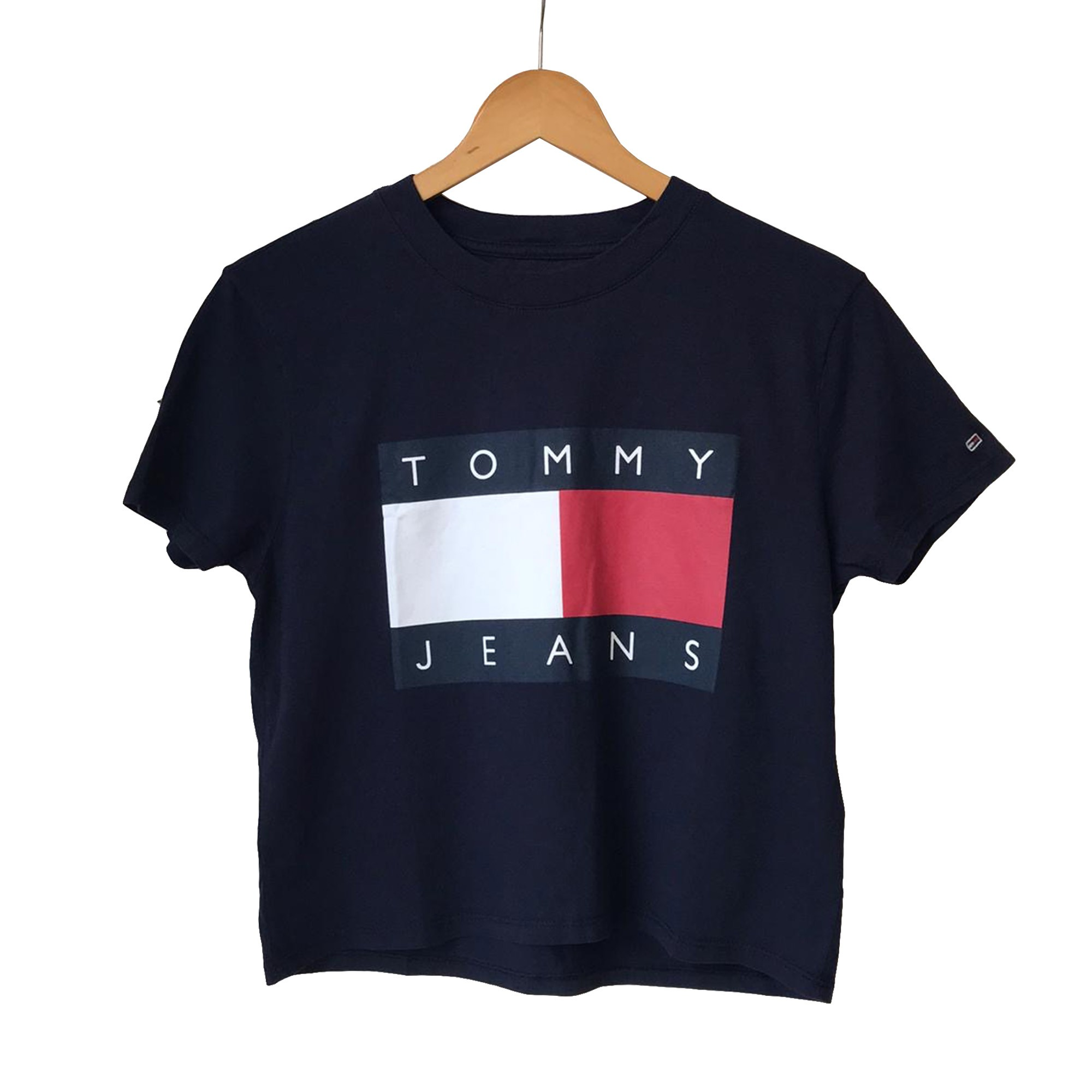 Camiseta Tommy Jeans azul