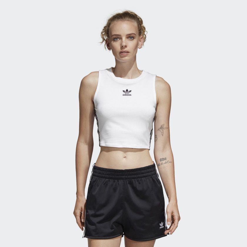 c5e8926092  camiseta feminina   adidas originals   feminino   blacksheet store    camiseta cropped