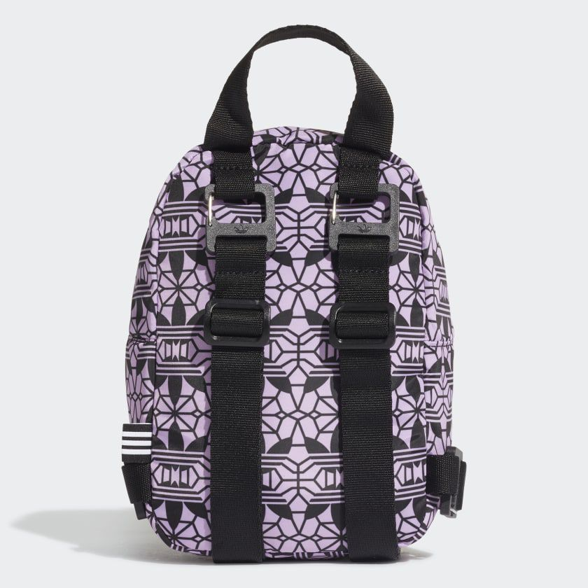 Mochila mini allover print