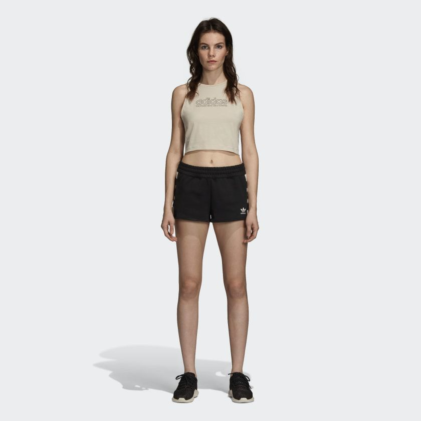 Shorts adidas BLACK