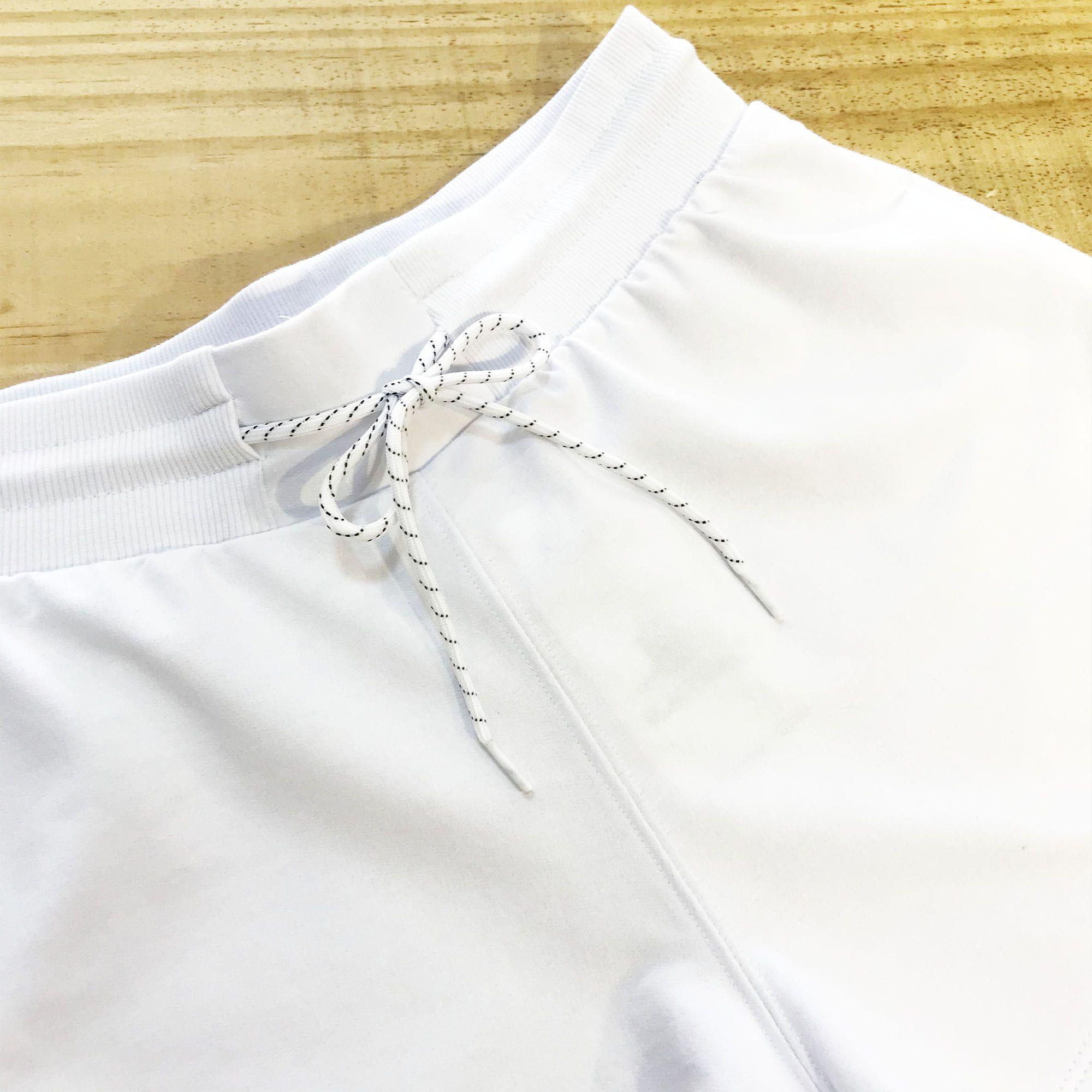 SHORTS FILA PRACTICAL WHITE