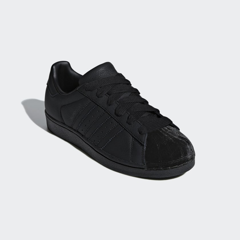 Tênis adidas SUPERSTAR BLACK