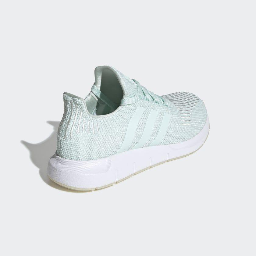 Tênis adidas SWIFT RUN W green
