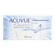 COMBO ACUVUE OASYS PAGUE 3 LEVE 4 CAIXAS