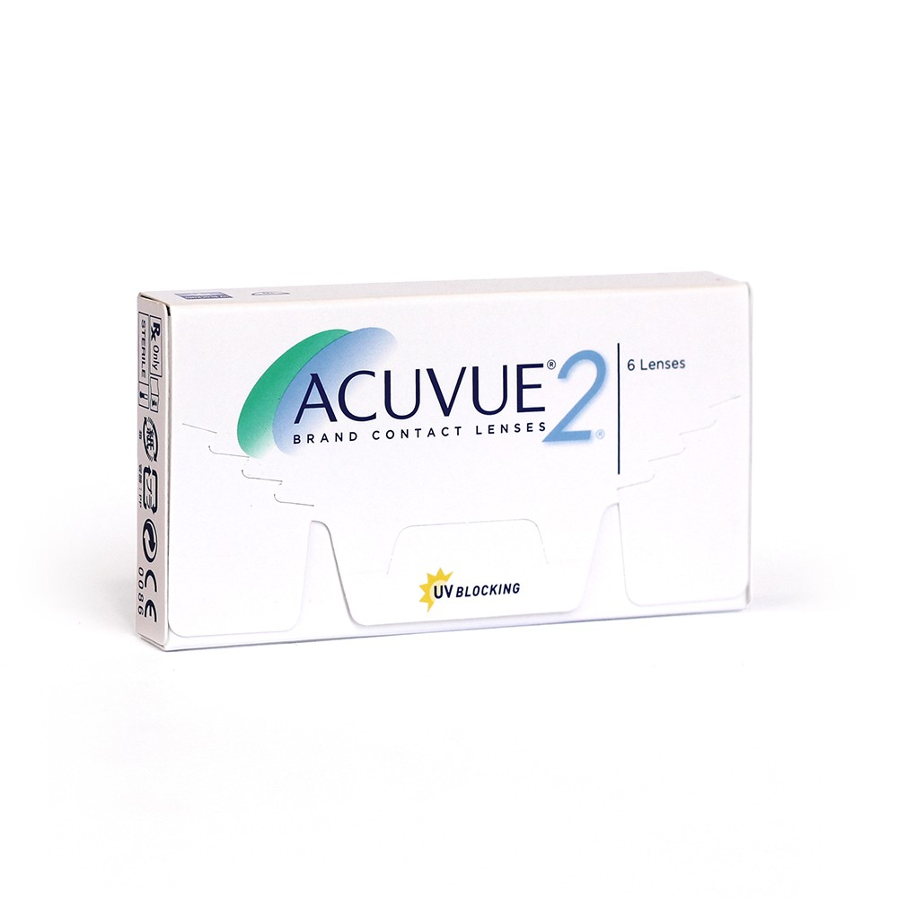 COMBO ACUVUE 2 PAGUE 3 E LEVE 4 CAIXAS