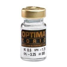 OPTIMA TORIC- UNIDADE LENTE DE CONTATO