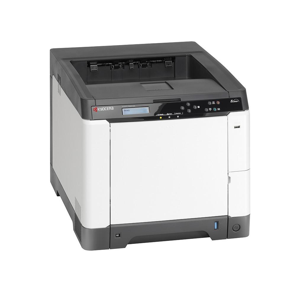 Impressora Laser Ecoys P6021cdn - Kyocera