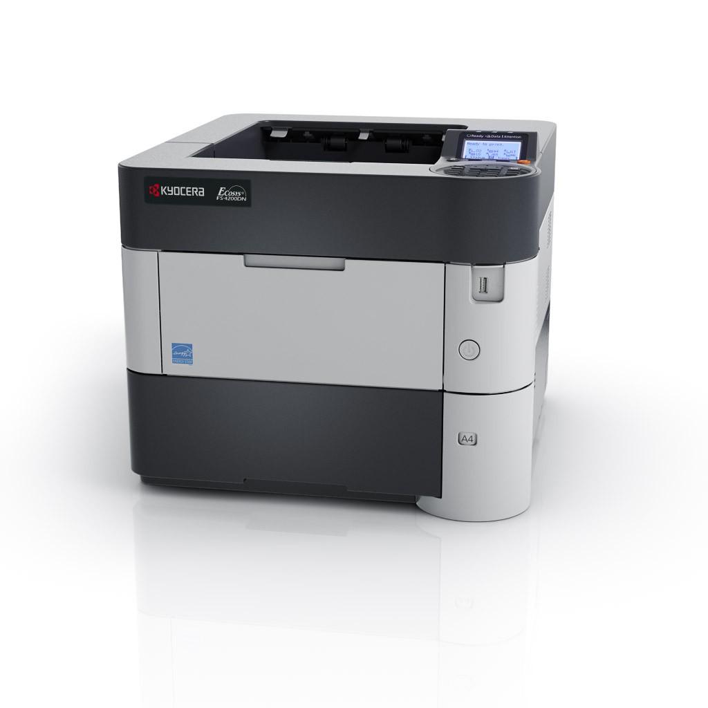 Kyocera FS-4200DN | Impressora Laser Mono Ecosys