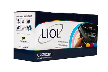 TONER RICOH COMPATIVEL SP C252HA AMARELO LIOL
