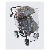 Capa de chuva para carrinho de Bebe