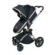 Carrinho Giro 360 C/ Bebê conforto
