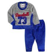 Conjunto Plush Baseboll
