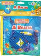 Livro de Banho - A Baleia