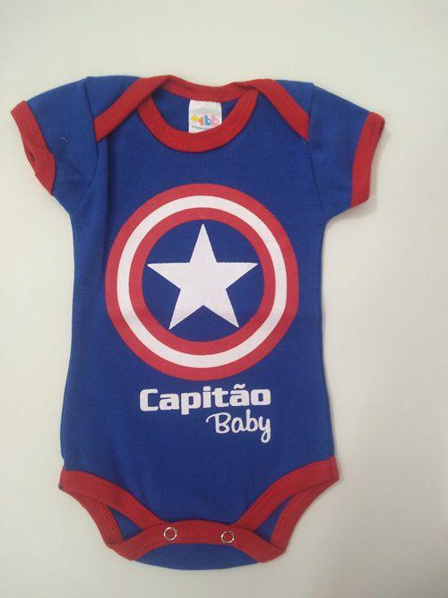Body Capitão Baby