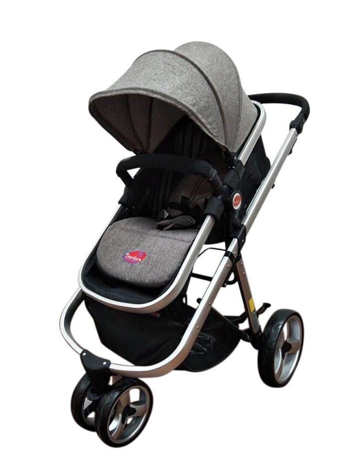 Carrinho de Bebê 3 Rodas Attractive Dardara