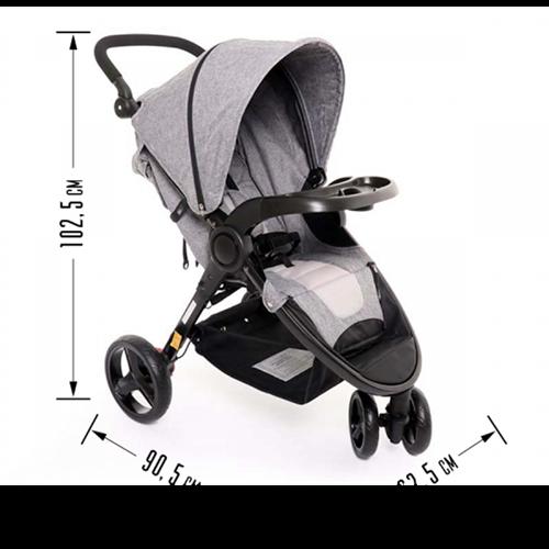 Carrinho de Bebê Maresias - Dican