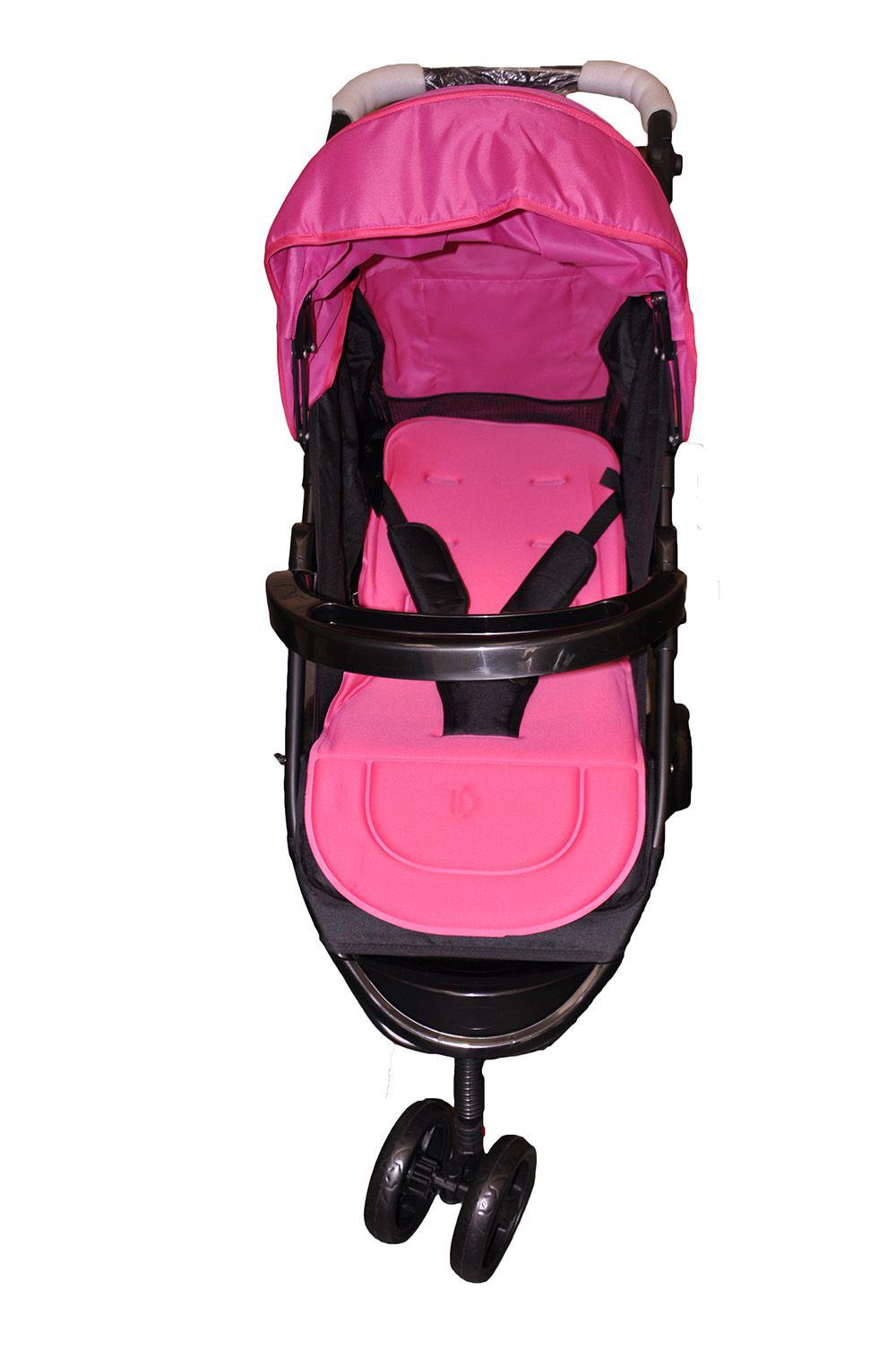 Carrinho Twist P/ Bebê - rosa