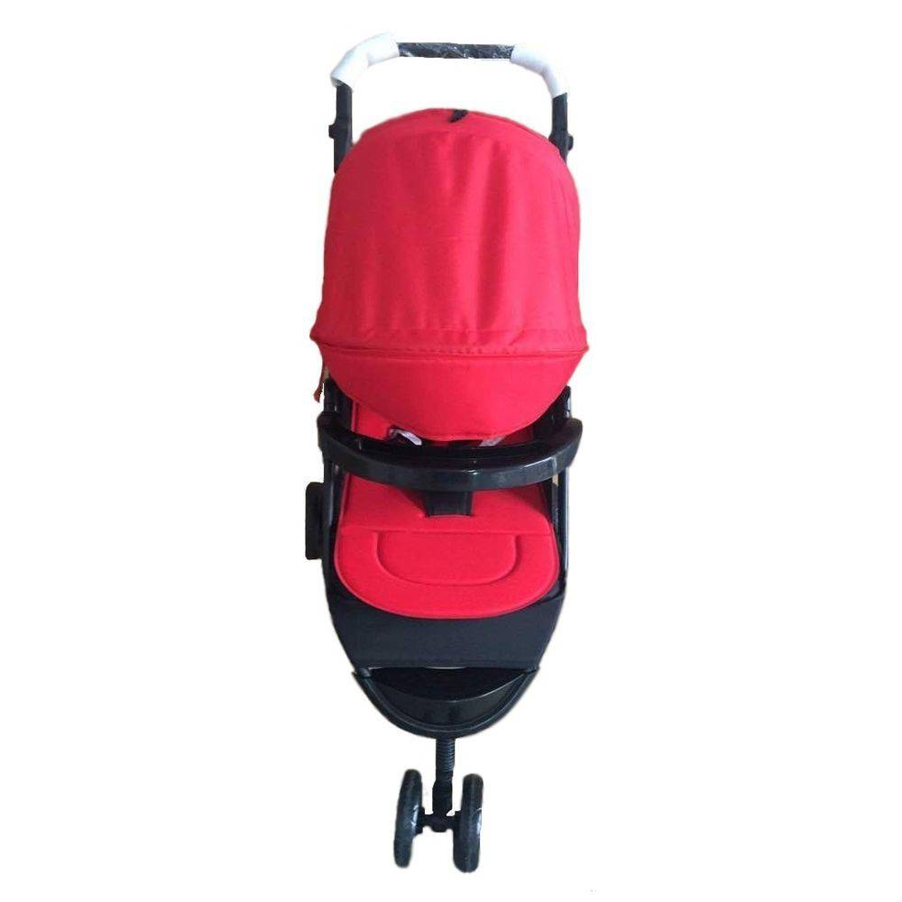 Carrinho Twist P/ Bebê - vermelho