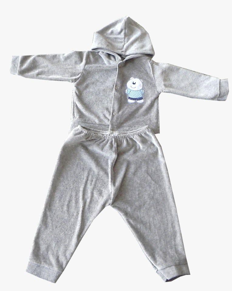 Conjunto de Plush para Bebê Pop