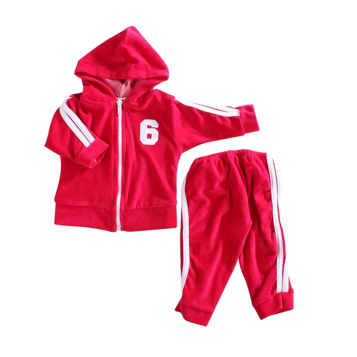 Conjunto Infantil de Plush Rosa Pink Dardara