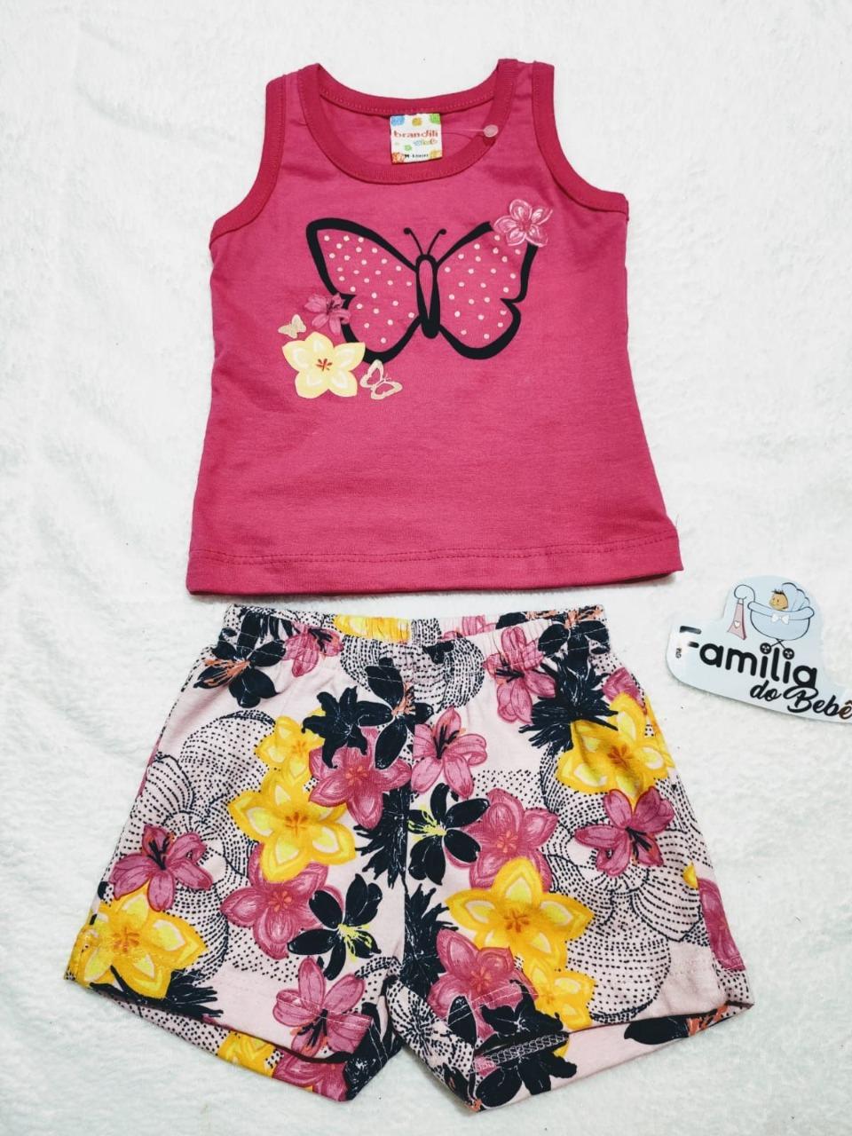 Conjunto Verão Feminino - Brandili