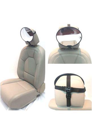 Espelho Oval para Carro