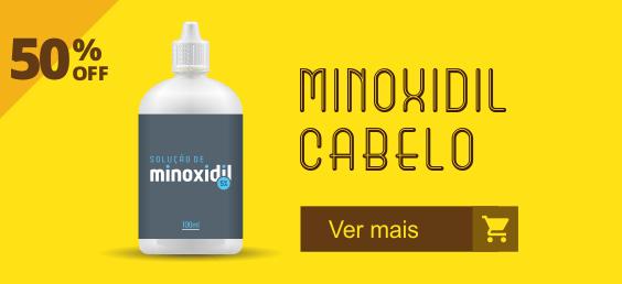minoxidil cabelo 50% off - menor preço