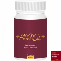 Emagrecedor Morosil 400mg | 30 cápsulas