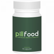 Pill Food | 60 cápsulas