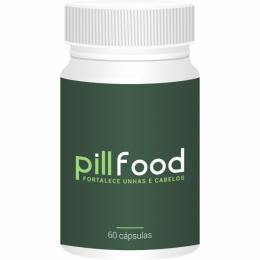 Pill Food | 60 cápsulas