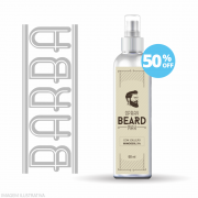 Solução de Minoxidil 5% SPRAY | Barba | 60ml
