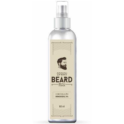 Minoxidil para barba Solução 5% SPRAY | 60ml  - Vitalle Farmácia de Manipulação