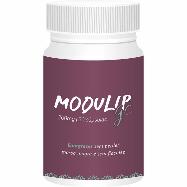 Modulip GC 200mg | 30 cápsulas