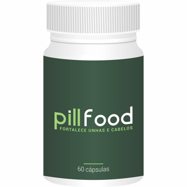 Pill Food | 60 cápsulas  - Vitalle Farmácia de Manipulação